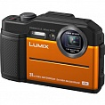 PANASONIC Lumix FT7 Orange