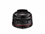 Объектив HD PENTAX DA 15mm f/4 AL Limited black